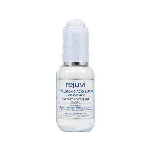 Увлажняющая Гиалуроновая сыворотка - Rejuvi Hyaluronic Acid serum